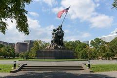 Iwo Jima Fotografering för Bildbyråer