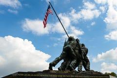 Iwo Jima Fotografia Stock