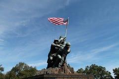 Iwo Jima Stockfoto