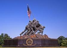 Iwo Jima Immagini Stock