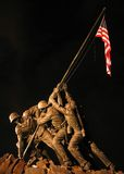 Iwo Jima Memorial Stock Image