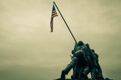 Iwo Jima Memorial Stock Photos