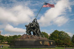 Iwo Jima Memorial, Washington Stock Afbeelding