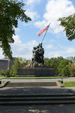 Iwo Jima Memorial Royalty Free Stock Photo