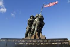 Iwo Jima Memorial. In Washington Dc USA Royalty Free Stock Image