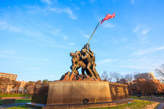 Iwo Jima Memorial Washington Stock Images