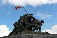 Iwo Jima Washington DC Royalty Free Stock Image