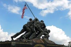 Iwo Jima Washington DC Stock Photo