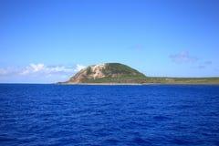 Iwo wyspa Zdjęcie Royalty Free