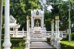 IX皇帝寺庙在曼谷,泰国 库存照片