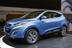 Ix-onic Hyundai Stock Afbeelding