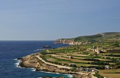 Ix Xini - Gozo - Malta Stock Photography
