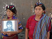 Ixil women Royalty Free Stock Photos