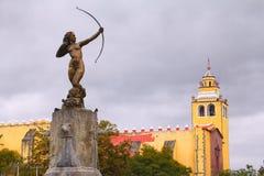 Ixmiquilpan I Royalty Free Stock Photo