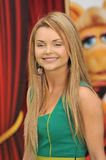 Izabella Miko, The Muppets Royalty Free Stock Photography