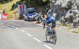 Izagirre Insausti, Individual Time Trial - Tour de France 2016 Stock Photos