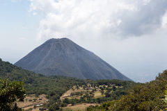 Izalco wulkan Salwador Zdjęcie Royalty Free