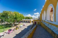 Izamal, Mexico. royalty free stock photos