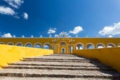 Izamal, Mexico stock images