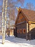 izba ρωσικά Στοκ εικόνα με δικαίωμα ελεύθερης χρήσης