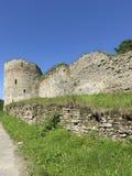 Izborsk Fortress, Russia Stock Image