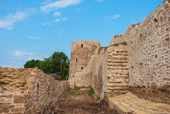 Izborsk Royalty Free Stock Images