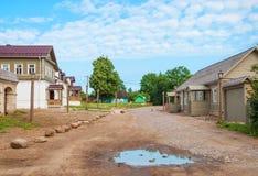 Izborsk Stock Image