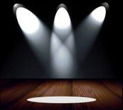 izbowi światło reflektorów Obrazy Stock