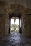 Izbowy wnętrze wśrodku Belem wierza Obraz Royalty Free