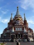 Izhevsk视域  库存图片
