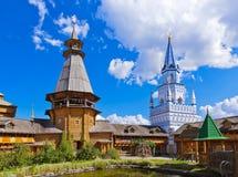 Izmailovo Κρεμλίνο - Μόσχα ρωσικά Στοκ φωτογραφίες με δικαίωμα ελεύθερης χρήσης