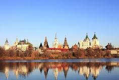 Izmailovo Кремль в Москве Стоковое Изображение RF