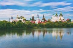 Izmailovo het Kremlin stock foto