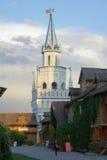 Izmailovo Kremlin à Moscou Photographie stock libre de droits