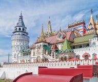 izmailovo Kremlin Fotografia Royalty Free