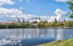 izmailovo Kremlin Obrazy Royalty Free