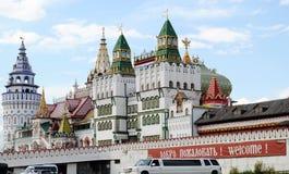 izmailovo Kremlin Fotografia Stock