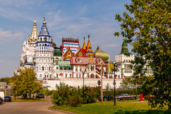 izmailovo kremlin moscow Россия Стоковые Изображения RF