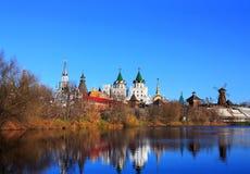 izmailovo kremlin moscow Стоковое Изображение RF