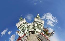 Izmailovo Kremlin Moscow, Russia Stock Image