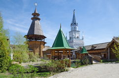 Izmailovo Kremlin, Moscow, Russia Stock Photography
