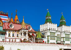 Izmailovo Kremlin - Moscow Russian Royalty Free Stock Images