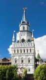Izmailovo Kremlin tower Stock Photos