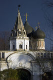 Izmailovo manor in Moscow. Interseccion cathedral Stock Images