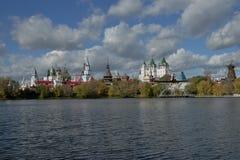 Izmailovo Palace Royalty Free Stock Photos