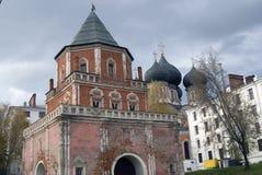 Izmailovo rezydencja ziemska w Moskwa Fotografia Royalty Free