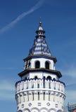 izmailovokremlin torn Arkivfoton