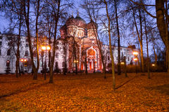 Izmailovsky Island. Pokrovsky Cathedral. Royalty Free Stock Photos