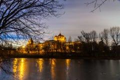 Izmailovsky island. Pokrovsky Cathedral. Royalty Free Stock Photos