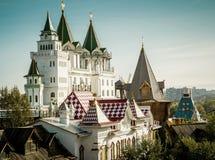 Izmailovsky Kremlin à Moscou images stock
